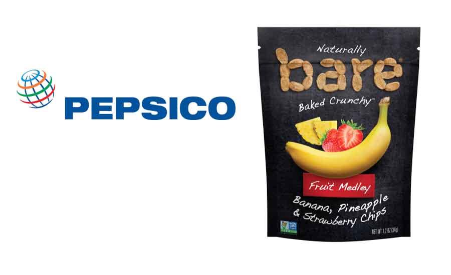 pepsico bare food
