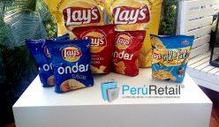 pepsico lays - Peru Retail