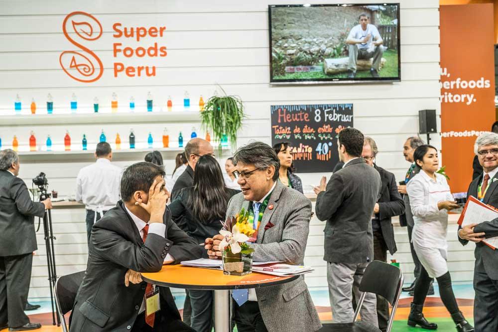 peru superfoods 6851 - Rueda de negocios Perú Natura generó negocios por US$ 38 millones