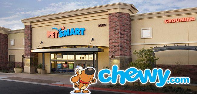petsmart and chewycom - PetSmart compró a su competencia en línea Chewy por más de $3 mil millones