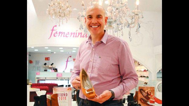 picadilly gerente - Bolivia es el tercer mercado más importante en Latinoamérica para la marca de calzados Picadilly