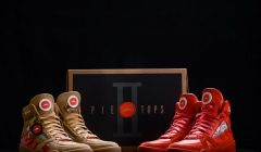 pie tops ii 240x140 - Regresan las zapatillas creadas por Pizza Hut que sirven para hacer pedidos