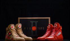 pie tops ii 248x144 - Regresan las zapatillas creadas por Pizza Hut que sirven para hacer pedidos