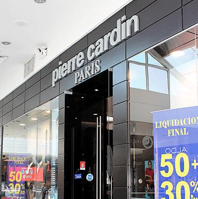 pierre cardin 2 - Pierre Cardin lanzará canal ecommerce y una línea de ropa de tallas grandes