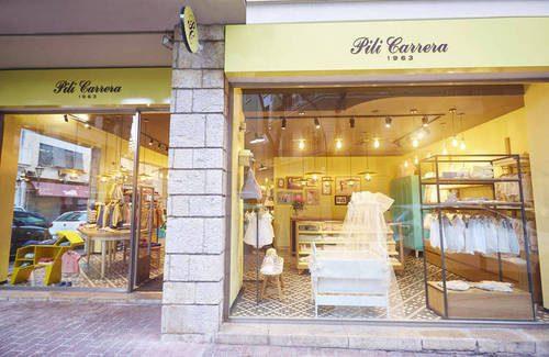 pili carrera 12 - Pili Carrera abre su primera tienda en el Centro Comercial Andino de Colombia
