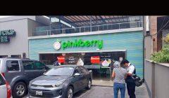pinkberry El Polo 240x140 - Perú: Clausuran heladería Pinkberry del centro comercial El Polo por utilizar alimentos vencidos