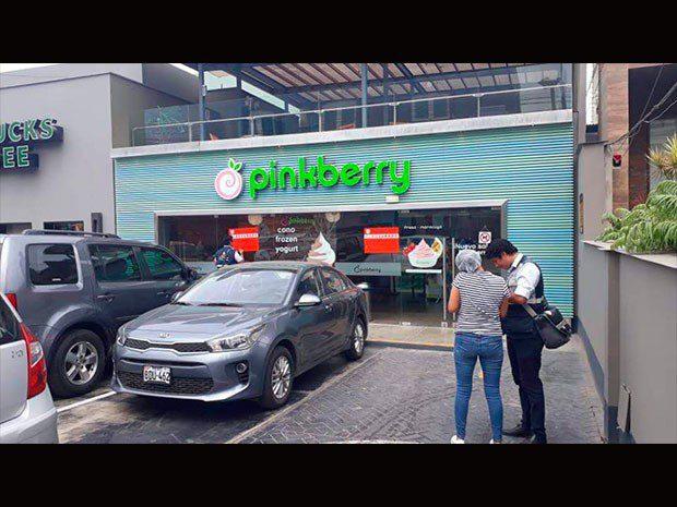 pinkberry El Polo - Perú: Clausuran heladería Pinkberry del centro comercial El Polo por utilizar alimentos vencidos