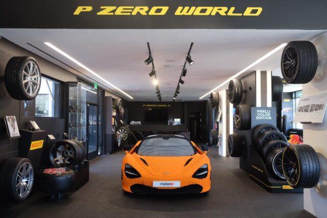 pirelli zero world 2019 640x427 - Pirelli apuesta por el retail con quinto local en Australia