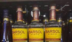 pisco barsol 240x140 - Pisco ya se vende en supermercados de Rusia