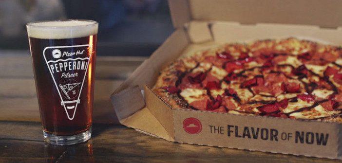 pizza 1 - Pizza Hut expande su delivery de cerveza en EE.UU.