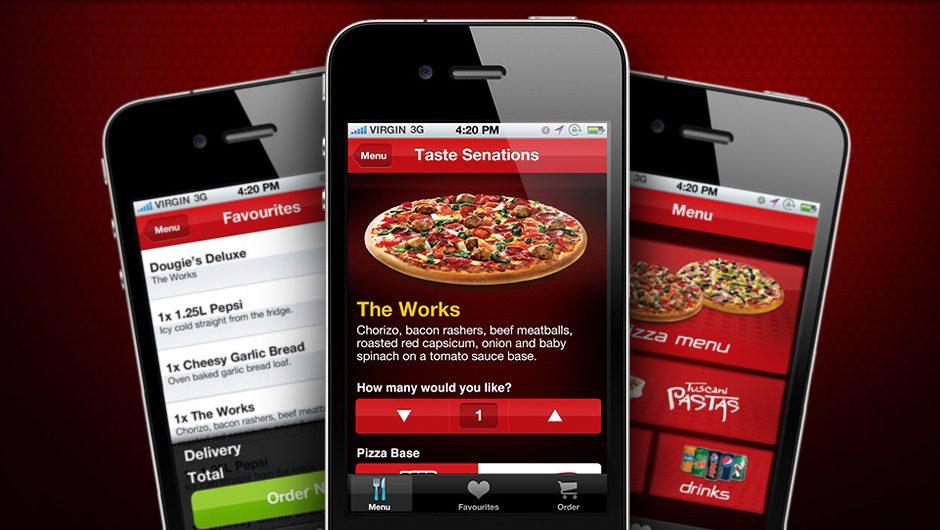 pizza hut app 3 - La compra de comida vía app ha influido en el consumo de pizzas en Perú