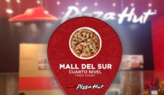 pizza hut mall del sur