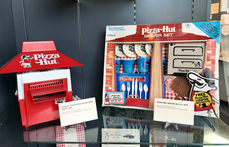 pizza hut 4460 745x479 - Conoce más acerca del museo de Pizza Hut