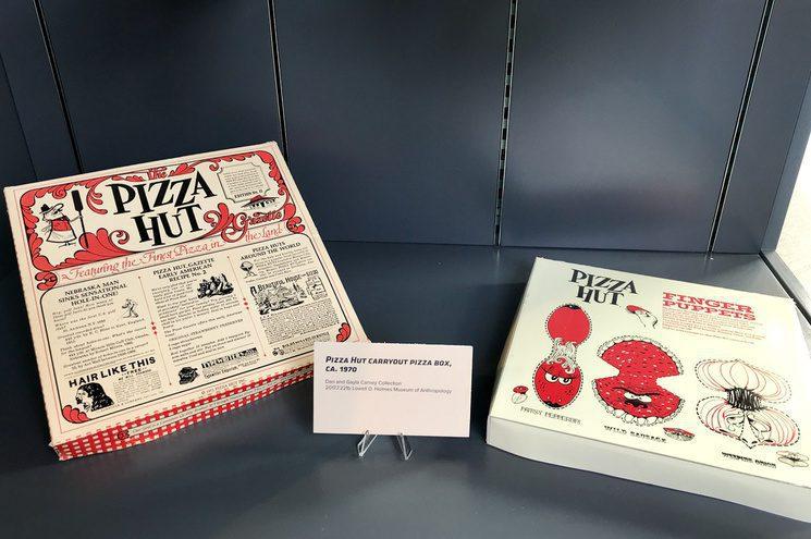 pizza hut 6321 745x495 - Conoce más acerca del museo de Pizza Hut