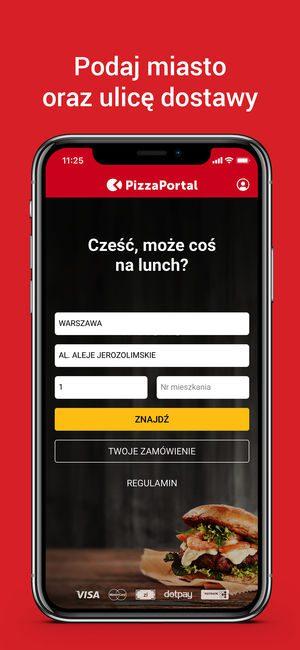 pizzaportal app - Glovo va por más: Compra app de delivery de comida, PizzaPortal