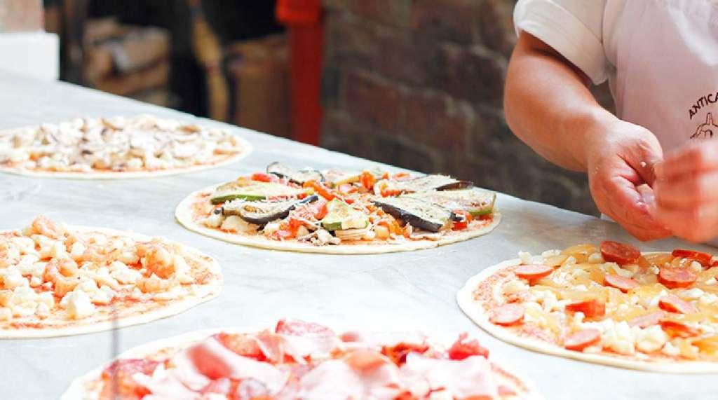 pizzeria - Perú: Telepizza y Pizza Hut lideran el rubro de las pizzas
