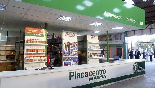 placacentro masisa - Masisa prevé contar con 50 locales el 2019 en Perú