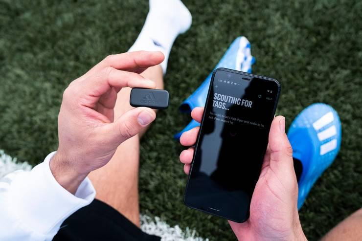 plantillas adidas 3 - Adidas y Google lanzan una plantilla que registra tu desempeño en la cancha