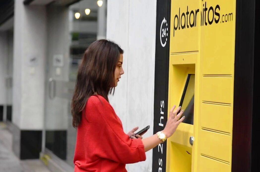 platanitos lockers - Lockers, la alternativa en Perú para recoger las compras ecommerce