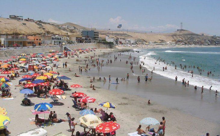 playa punta hermosa - Los negocios que se expanden por verano en las playas del sur de Lima