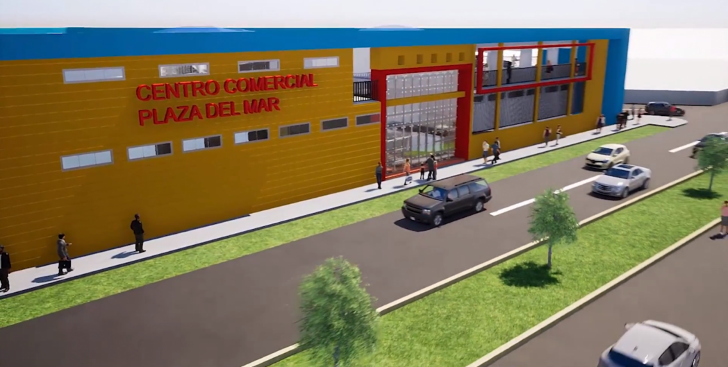 plaza del mar - Perú: Se inauguró el complejo comercial 'Plaza del Mar' en Piura