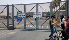 plaza lima sur cierre 240x140 - Clausuran temporalmente Plaza Lima Sur por carecer licencia de funcionamiento