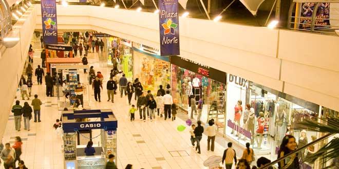 plaza norte - El centro comercial Plaza Norte registra crecimiento positivo en sus ventas