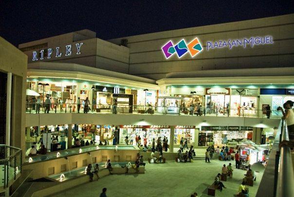plaza san miguel3 - Estas son las nuevas marcas que ingresan a Plaza San Miguel