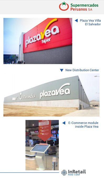 plaza vea 2018 - InRetail abrió 102 nuevas tiendas Mass durante el 2017