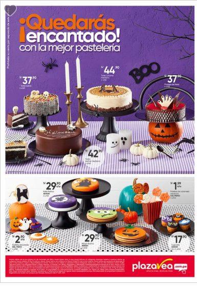plaza vea 3 - Perú: Supermercados presentan ofertas por Halloween