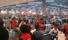 plaza vea censo rpp 240x140 - Limeños abarrotaron supermercados antes del Censo 2017