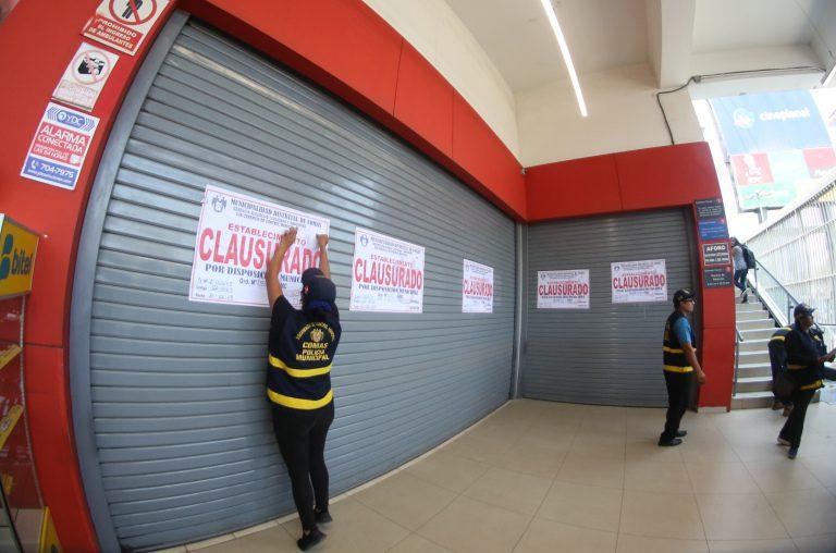plaza vea cierre de tienda - Plaza Vea se pronuncia sobre el cierre de su tienda en Comas