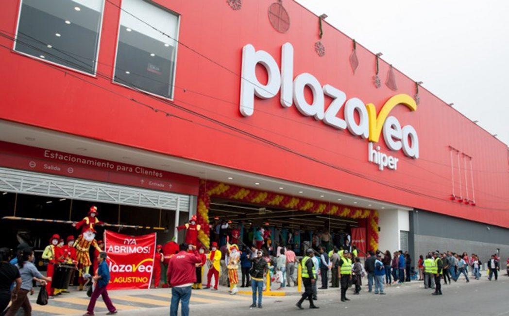 plaza vea