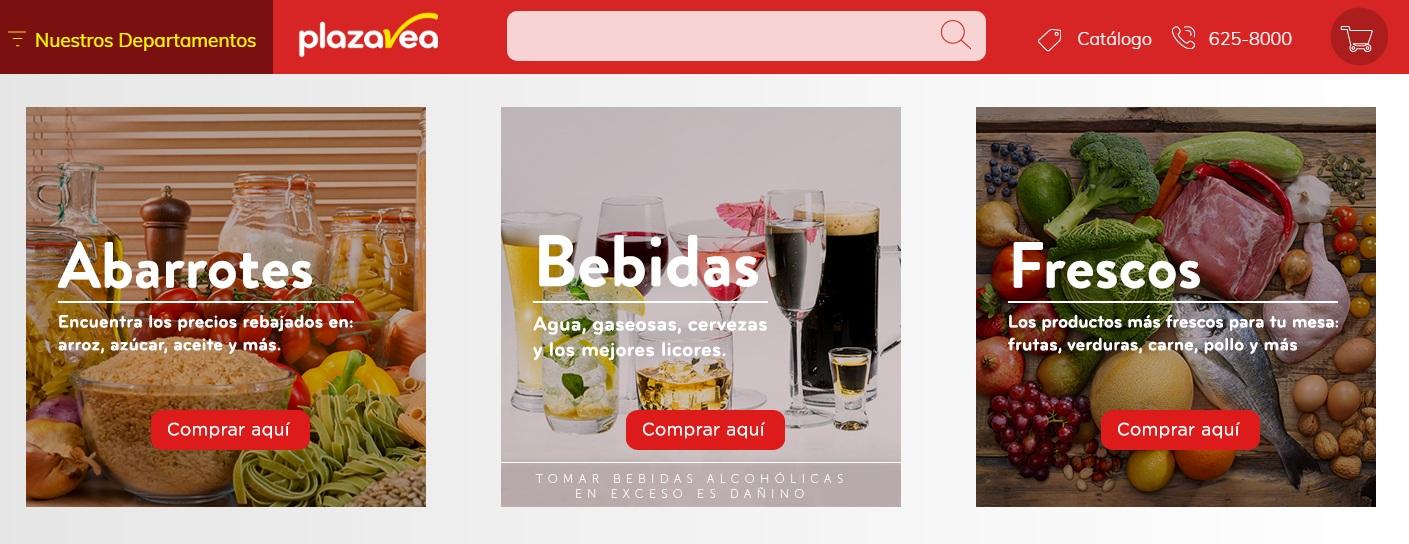 plaza vea online - Supermercados Peruanos fortalece sus cifras con Plaza Vea y Mass
