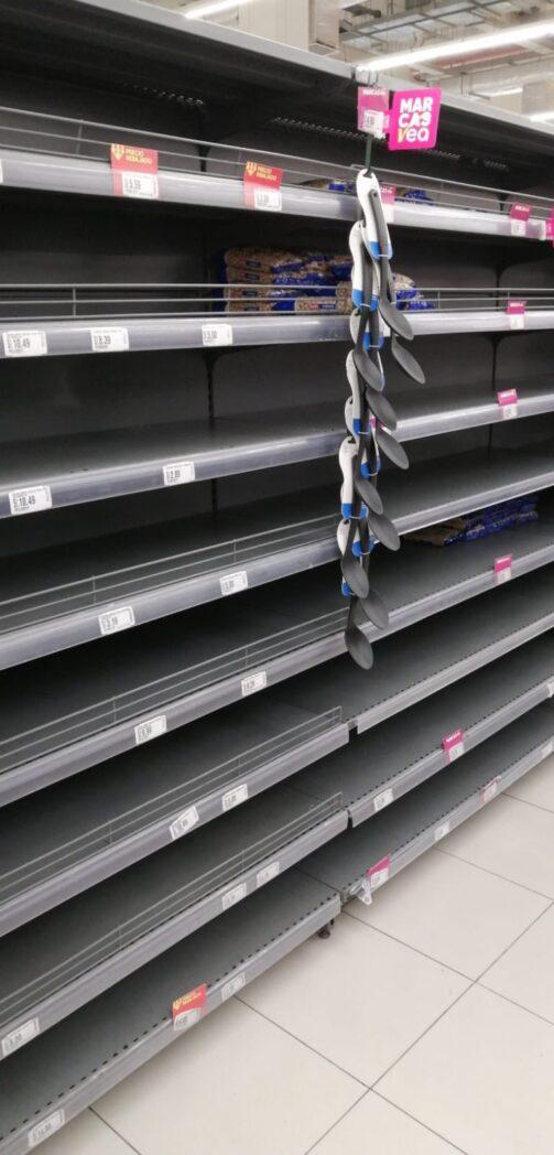 plaza vea sin stock - Plaza Vea es denunciada por presuntamente subir precios