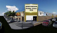 plaza villa sur - VES