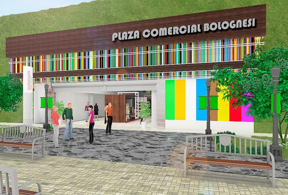plaza comercial bolognesi chiclayo 2 - Revalora invertirá US$ 15 millones para proyecto comercial de Chiclayo