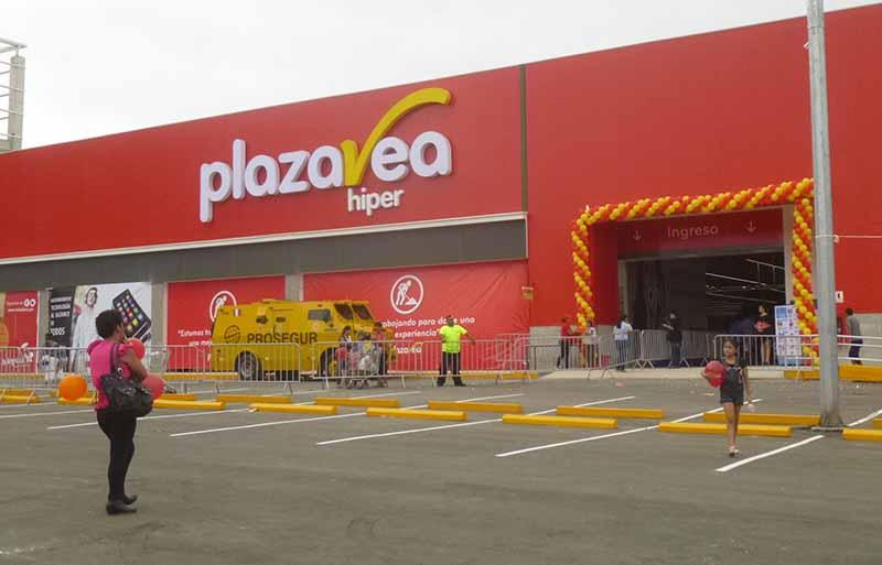 plaza vea talara - Plaza Vea en Sullana remata stock por cierre temporal