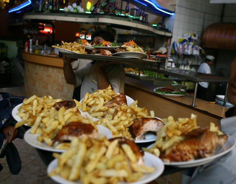 pollito norkys - Pollo a la Brasa, plato ícono de la gastronomía peruana