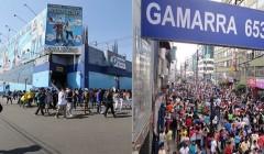 polvos azules gamarra 240x140 - Las galerías comerciales se mantienen en el gusto del público peruano
