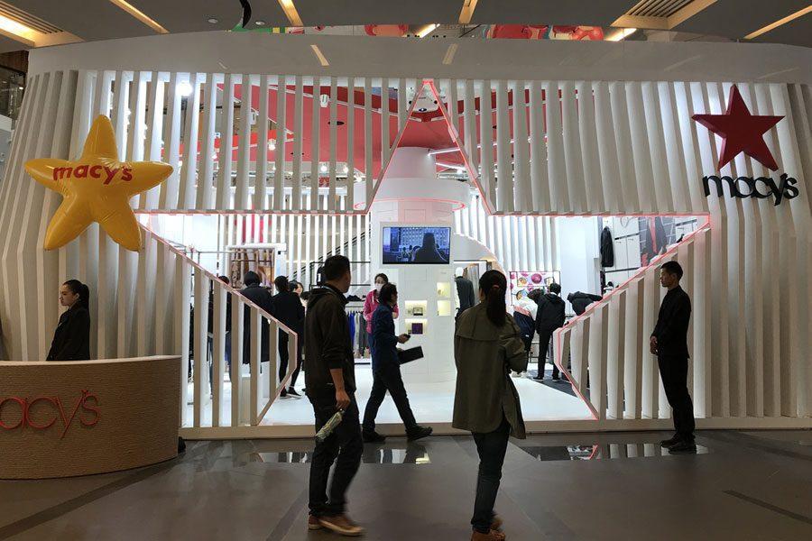 pop up cays - Macy's lanza su nuevo concepto de tienda pop-up en EE.UU.