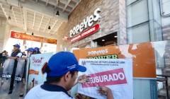 popeyes centro civico 240x140 - Cierran Popeyes en el centro comercial Real Plaza Centro Cívico