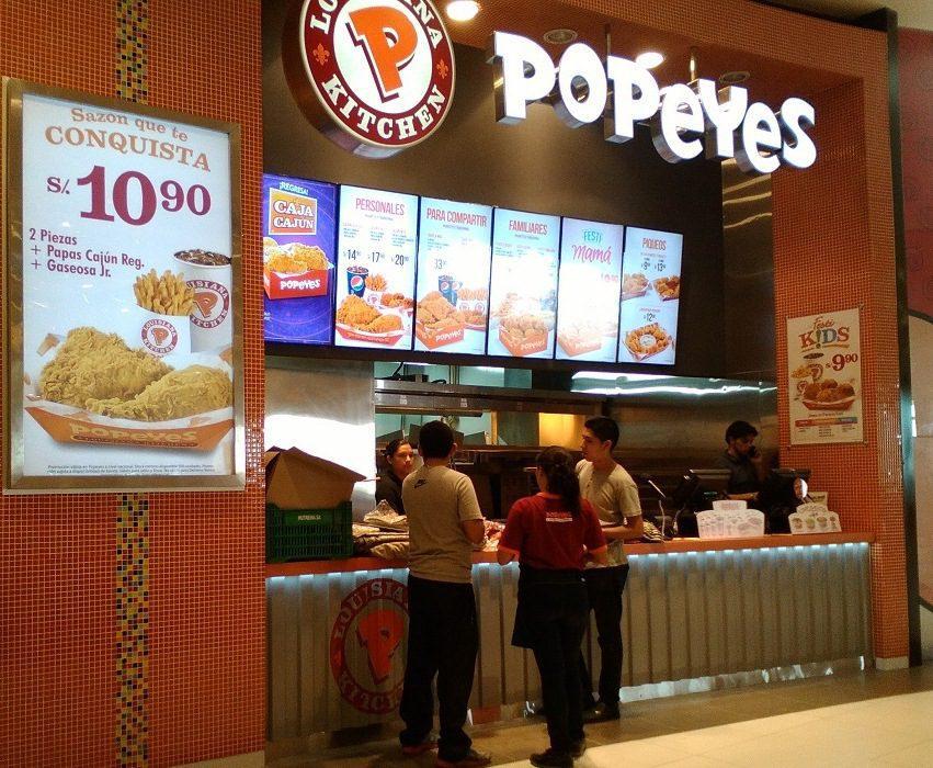 popeyes peru proyectos imagenes 69 uiZfK 1 - Popeyes presenta dos nuevos complementos en Perú