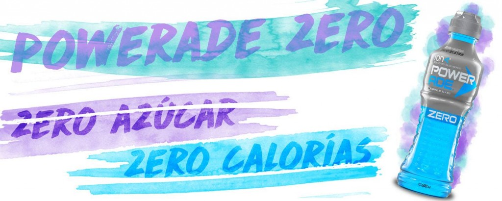 powerade zero azucar
