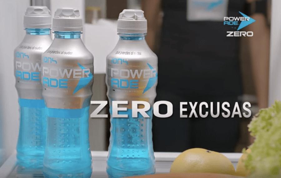 powerade zero azucar 2 - Coca Cola lanza Powerade Zero Azúcar y envases más pequeños
