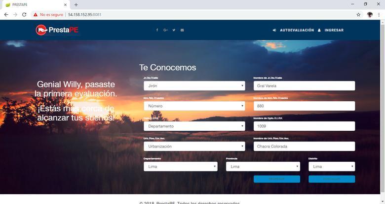 prestape 1 perú retail - Conoce PrestaPe, la aplicación móvil de préstamos que competirá con los bancos