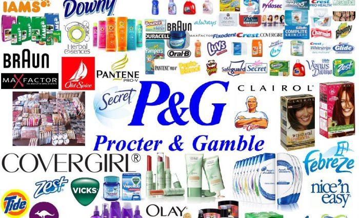 procter gamble wm - P&G redujo $200 millones de dólares en gastos de publicidad digital en 2017