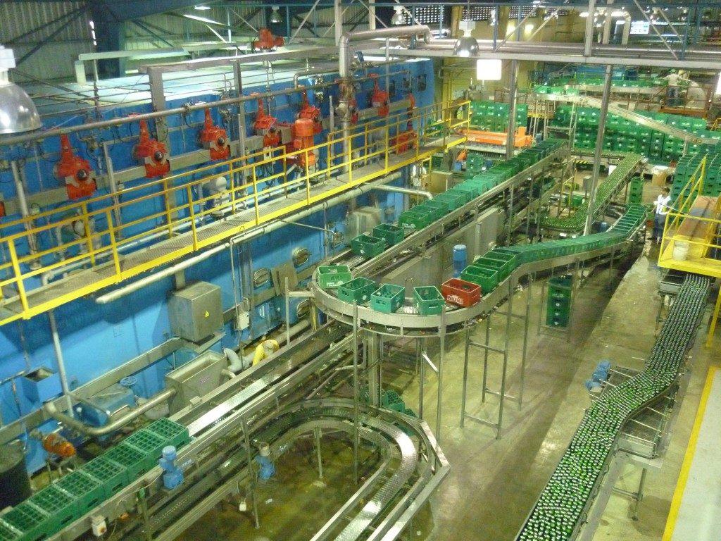productoraheineken 1024x768 - Heineken abrirá la planta más grande de cervezas en México