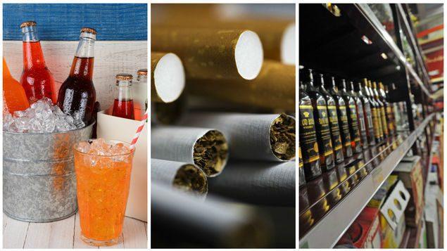 productos isc - El Gobierno elevó impuestos a bebidas azucaradas y alcohólicas
