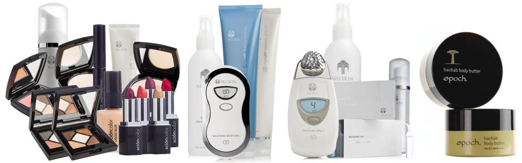 productos nu skin 1024x320 - La marca de belleza Nu Skin ingresa oficialmente a Perú